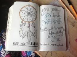 journal is what journal does...be as creative as you like...again. (this is not mine...)